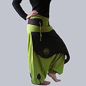 Одежда handmade. Livemaster - original item Pants-skirt Afghani