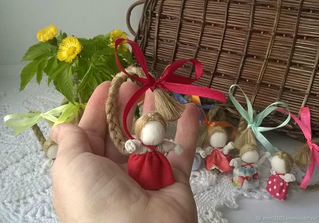 chrysalis Happiness guardian female, Folk Dolls, Vyazma,  Фото №1