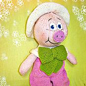 Куклы и игрушки ручной работы. Ярмарка Мастеров - ручная работа Фунтика, мягкая игрушка. Handmade.