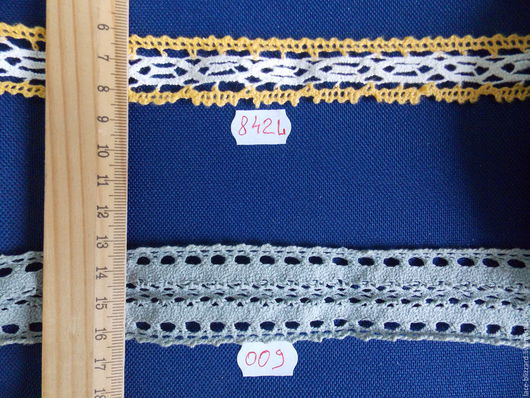 Кружево льняное, машинного плетения. Ширина 25 мм. Цена указанна за 1 метр. Отрезы кружева от 5 метров. Полный моток кружева 30 метров. Рижское кружево отличается качеством и разнообразным сочетанием