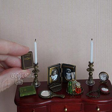 Dolls & toys handmade. Livemaster - original item Set dresser