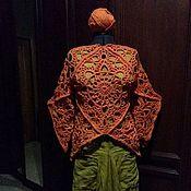 Одежда ручной работы. Ярмарка Мастеров - ручная работа Кружевные обнимашки. Handmade.