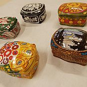Для дома и интерьера handmade. Livemaster - original item Box ceramic. Handmade.