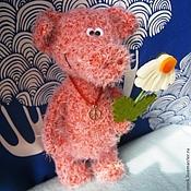 Куклы и игрушки ручной работы. Ярмарка Мастеров - ручная работа Поросенок Пафнутий. Handmade.