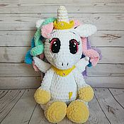Мягкие игрушки ручной работы. Ярмарка Мастеров - ручная работа Принцесса Селестия из м/ф My Little Pony. Handmade.