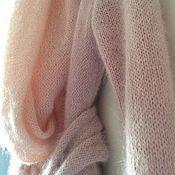 """Одежда ручной работы. Ярмарка Мастеров - ручная работа Платье """" Розовая пудра"""". Handmade."""