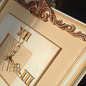 Для дома и интерьера ручной работы. Ярмарка Мастеров - ручная работа Часы настенные Вдохновение. Handmade.