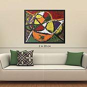 Картины и панно handmade. Livemaster - original item Modern painting for the interior of oil to buy in Minsk 70H80. Handmade.