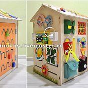 Куклы и игрушки handmade. Livemaster - original item Developing Light Bizalom