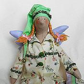 """Куклы и игрушки ручной работы. Ярмарка Мастеров - ручная работа Сонный ангел """"Летний день"""". Handmade."""