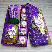 Сувениры и подарки handmade. Livemaster - original item Gift set. Handmade.