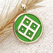 Фен-шуй и эзотерика handmade. Livemaster - original item Sown field,Slavic charms charms enamel. Handmade.
