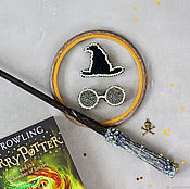 Украшения handmade. Livemaster - original item Set of two brooches by the character of Harry Potter. Handmade.
