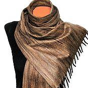"""Аксессуары ручной работы. Ярмарка Мастеров - ручная работа Новинка! """"Калифорния"""" шарф мужской валяный. Handmade."""