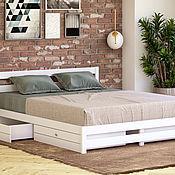 Для дома и интерьера handmade. Livemaster - original item Double bed