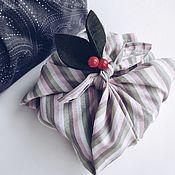 Упаковка ручной работы. Ярмарка Мастеров - ручная работа Экологичная упаковка для подарков (фурошики) S. Handmade.
