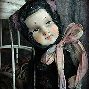 Куклы и игрушки ручной работы. Ярмарка Мастеров - ручная работа Тедди-долл Мотылек. Handmade.