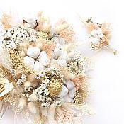 Свадебные букеты ручной работы. Ярмарка Мастеров - ручная работа Букет невесты. Нежный свадебный букет. Handmade.
