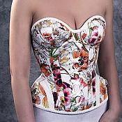 """Одежда ручной работы. Ярмарка Мастеров - ручная работа Корсет """"Eva"""". Handmade."""
