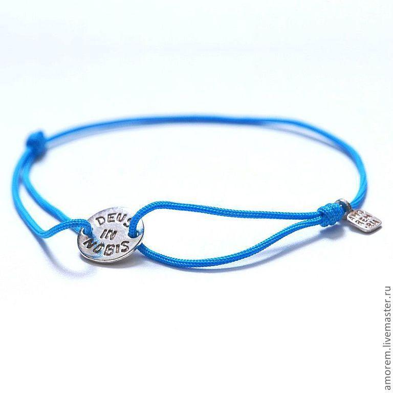 Bracelet God in us, Bead bracelet, Moscow,  Фото №1