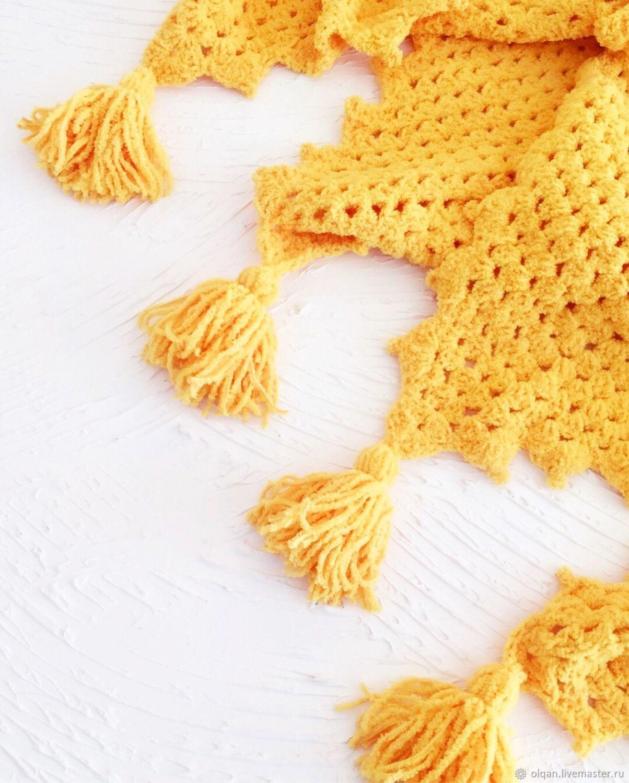 Plaid ' Queen of autumn», Baby blankets, Irkutsk,  Фото №1