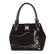 Сумки и аксессуары handmade. Livemaster - original item Average women`s bag