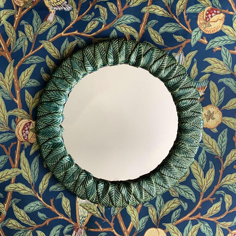 Зеркало в керамической раме с подвесом, Зеркала, Нижний Новгород,  Фото №1