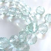 Материалы для творчества handmade. Livemaster - original item Aquacart beads cut. Handmade.