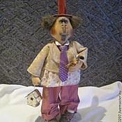 Куклы и игрушки ручной работы. Ярмарка Мастеров - ручная работа Кукла Друг мой Скворешный :). Handmade.