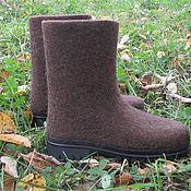"""Обувь ручной работы. Ярмарка Мастеров - ручная работа Валенки """"Lika"""". Handmade."""