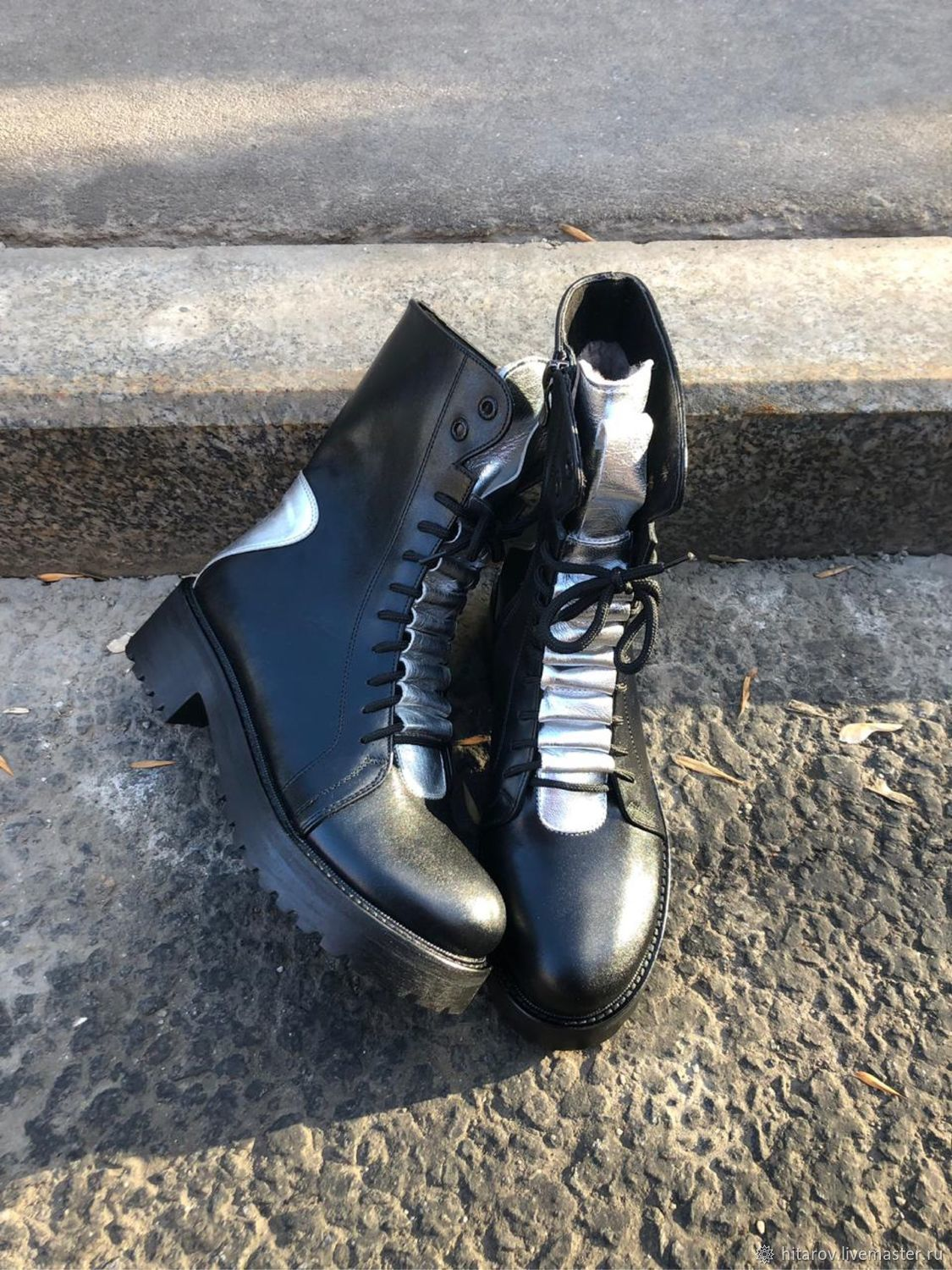 Bandolier ' black/silver', Boots, Moscow,  Фото №1
