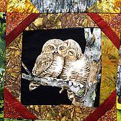 Для дома и интерьера ручной работы. Ярмарка Мастеров - ручная работа Обитатели   леса. Handmade.