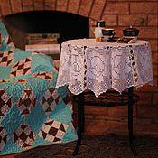 """Для дома и интерьера ручной работы. Ярмарка Мастеров - ручная работа Салфетка ажурная """"розы"""". Handmade."""