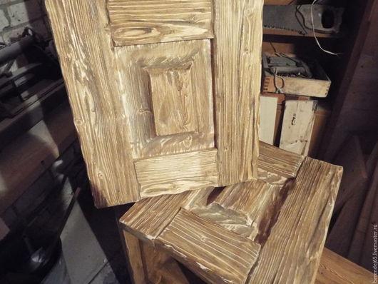 Мебель ручной работы. Ярмарка Мастеров - ручная работа. Купить Фасады мебельные. Handmade. Комбинированный, массив дерева