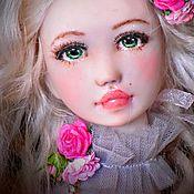 """Куклы и игрушки ручной работы. Ярмарка Мастеров - ручная работа Луиза """"Волшебный сад"""". Handmade."""