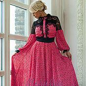 Одежда ручной работы. Ярмарка Мастеров - ручная работа Платье БЛ-47. Handmade.