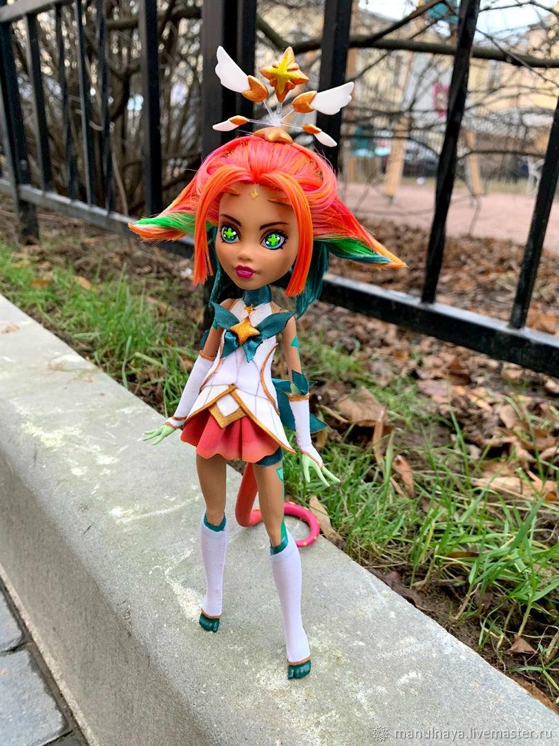 ООАК League of Legends Neeko, Портретная кукла, Санкт-Петербург,  Фото №1
