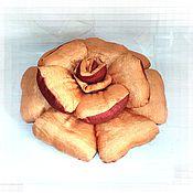 Для дома и интерьера ручной работы. Ярмарка Мастеров - ручная работа Декоративная подушка Цветок. Handmade.