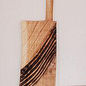 Утварь ручной работы. Ярмарка Мастеров - ручная работа Доска сервировочная из дуба. Handmade.