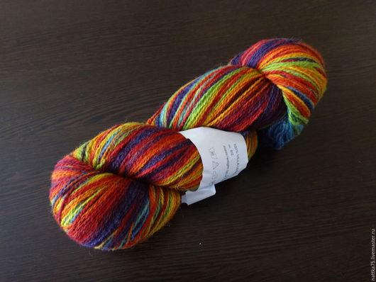 Вязание ручной работы. Ярмарка Мастеров - ручная работа. Купить Кауни 8/2 новые цвета. Handmade. Комбинированный, секционная пряжа