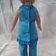 Одежда для кукол ручной работы. Костюм+обувь на куклу 32см. Paola Reina коллекция радуга. Юлия Полякова (Fashion-doll). Ярмарка Мастеров.
