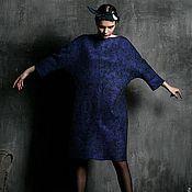 Одежда ручной работы. Ярмарка Мастеров - ручная работа Валяное платье «В поисках сокровищ». Handmade.