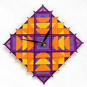 """Для дома и интерьера ручной работы. Ярмарка Мастеров - ручная работа Тибетские мандалочасы """"Волшебная стрела"""". Handmade."""