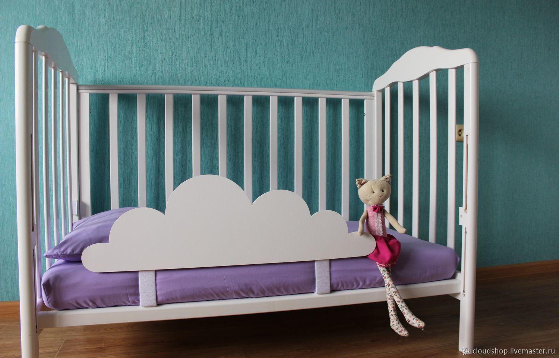 Ограничители для детской кроватки: какой лучше изготовить? 93