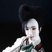 """Куклы и игрушки ручной работы. Ярмарка Мастеров - ручная работа """"Сильная женщина"""". Handmade."""