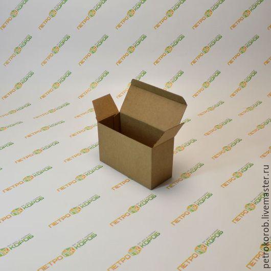 Упаковка ручной работы. Ярмарка Мастеров - ручная работа. Купить Самосборная коробка 035 (0215) Размер: 17х7х10,5см. Handmade.