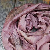 Аксессуары handmade. Livemaster - original item Cotton stole