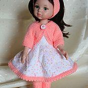 Одежда для кукол ручной работы. Ярмарка Мастеров - ручная работа Комплект одежды для куклы Паола Рейна. Handmade.