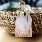 Подарки к праздникам ручной работы. Ярмарка Мастеров - ручная работа Корзинка для упаковки новогоднего подарка. Handmade.