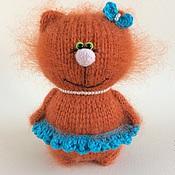 Куклы и игрушки handmade. Livemaster - original item Pussy Ginge.. Handmade.